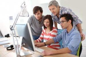 Corporate Training Takes a Hands-On Approach