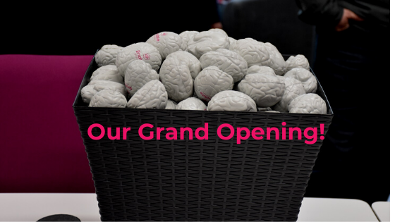 Our Grand Opening!