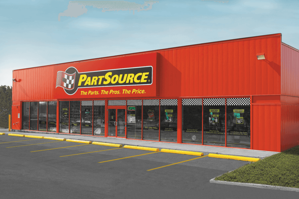 partsource store image