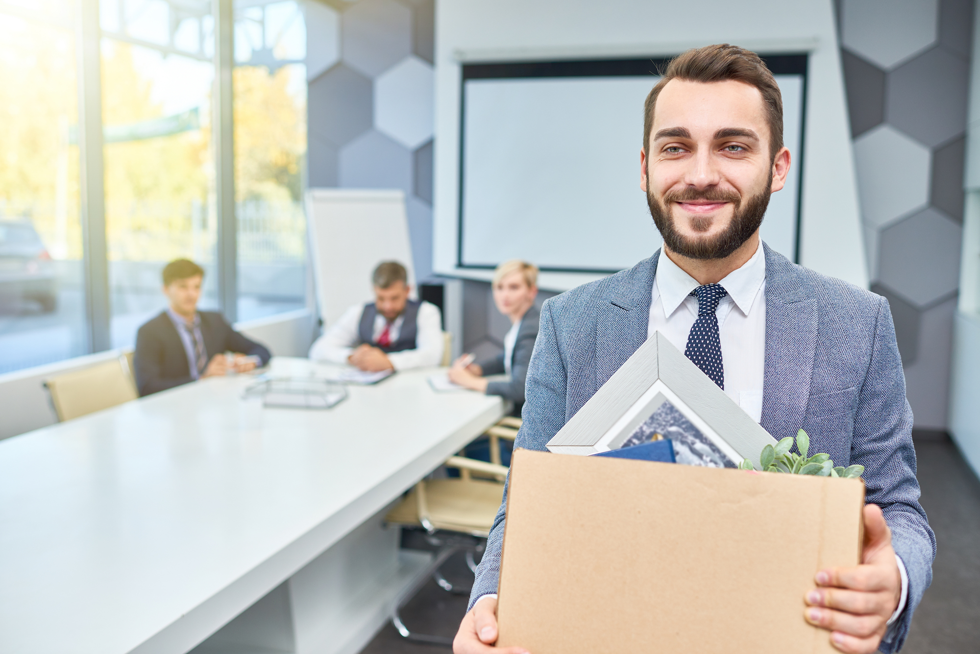 Your employee resigned. Now what?